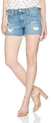 """Joe's Jeans Women's Ozzie 4"""" Cut Off Short in"""