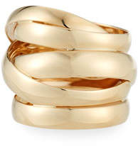 Lana Curve Ring in 14K Yellow Gold