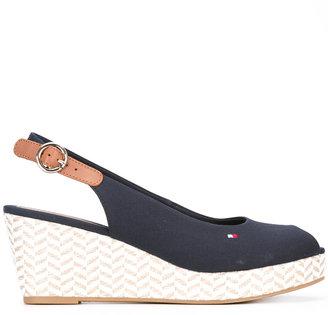 Tommy Hilfiger slingback sandals $86.80 thestylecure.com