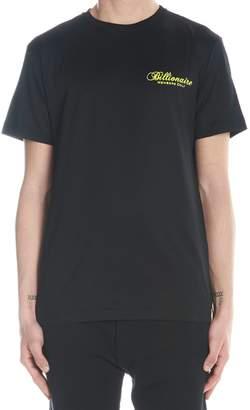 Billionaire 'members Only' T-shirt
