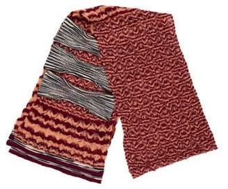 Missoni Mohair & Wool-Blend Scarf