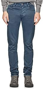 Isaia Men's Slim Jeans - Blue