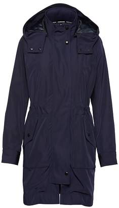 Banana Republic Lightweight Anorak with Removable Hood