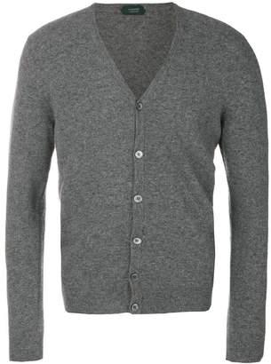 Zanone V-neck cardigan