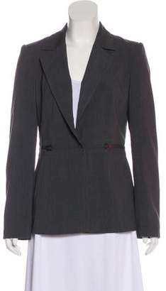 Calvin Klein Long Sleeve Peak-Lapel Blazer