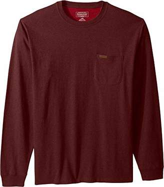 Pendleton Men's Long Sleeve Deschutes Pocket T-Shirt
