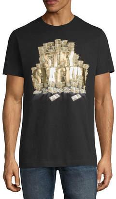 PARISH Parish Short Sleeve Geometric Graphic T-Shirt