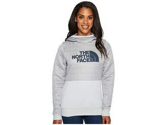The North Face Half Dome Quilted Pullover Hoodie Women's Sweatshirt
