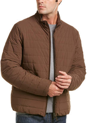 Canali Reversible Quilted Jacket