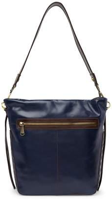 Hobo Banyon Leather Shoulder Bag