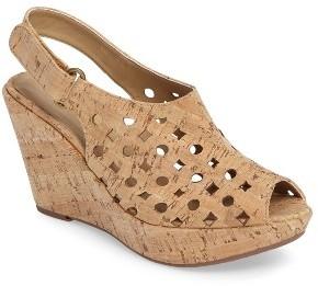 Women's Vaneli Elsie Wedge Sandal $144.95 thestylecure.com