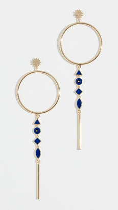 Jules Smith Designs Star Gazer Earrings