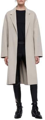 AllSaints Lara Long Coat