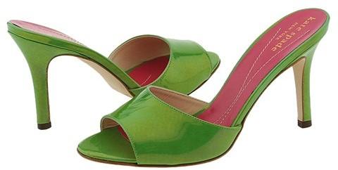Kate Spade - Gala Too (Green Oil Patent)