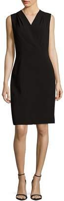 Lafayette 148 New York Women's Graceton Solid Sleeveless Dress