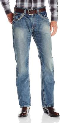 Ariat Men's Men's M5 Slim Fit Straight Leg Jean