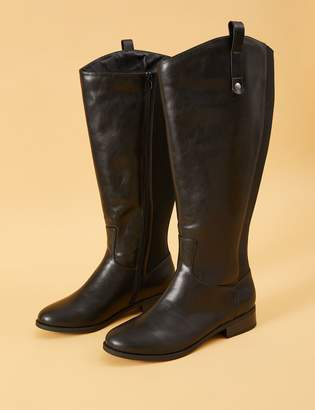 Lane Bryant Classic Riding Boot with Side Goring