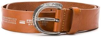 Diesel B-Side belt