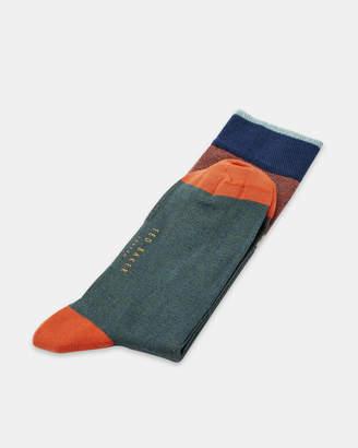 Ted Baker HOPEWEL Patterned cotton socks