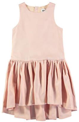 Molo Candece Sleeveless Drop-Waist Dress, Size 3T-12