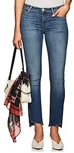 J Brand Women's Maude Mid Rise Cigarette Jeans-Lt. Blue