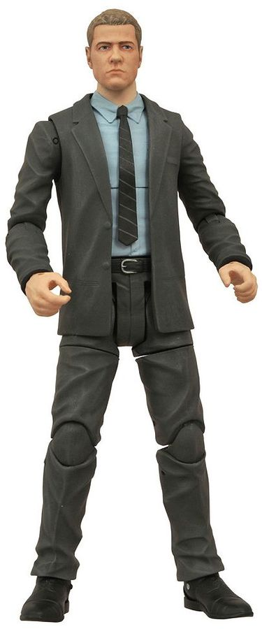 Diamond select toys Gotham TV Series Select Jim Gordon Action Figure by Diamond Select Toys