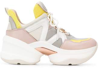 a301bd73f18d MICHAEL Michael Kors Pink Women s Sneakers - ShopStyle