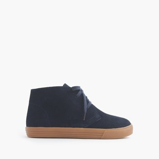 Kids' suede MacAlister sneakers $78 thestylecure.com