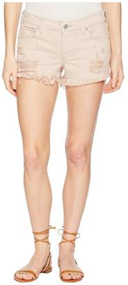Lucky Brand The Cut Off Shorts in Light Pink Reyes Women's Shorts
