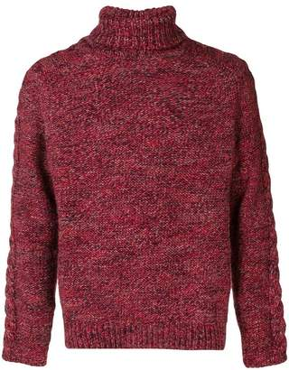 Jeckerson turtleneck jumper