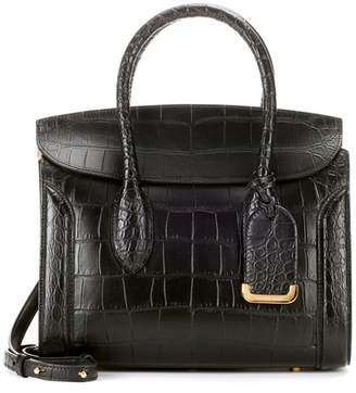 Alexander McQueen Heroine 30 leather shoulder bag