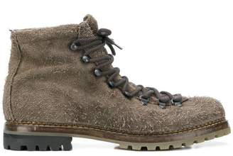Premiata Monkey distressed-effect boots