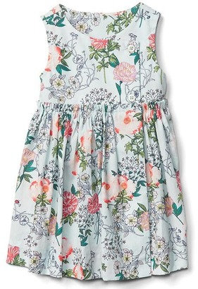 Floral sleeveless dress $39.95 thestylecure.com