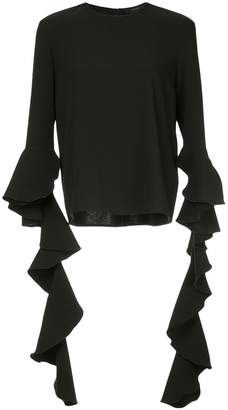 Ellery Emmeline long-sleeve blouse