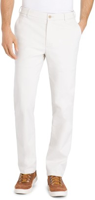Izod Men's Saltwater Straight-Fit Stretch Pants