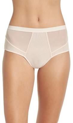 Honeydew Intimates Layered Mesh Hipster Panties