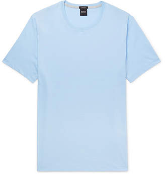 88e9e926 HUGO BOSS Slim-Fit Cotton-Jersey T-Shirt
