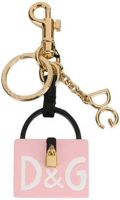 Dolce & Gabbana Dolce Box Charm key ring