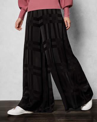 Ted Baker KALLYE Wide leg drape trousers