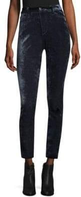 Joe's Jeans Velvet Skinny Pants