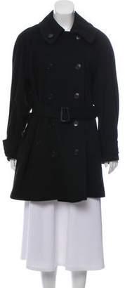 Calvin Klein Oversize Knee-Length Coat