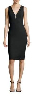 LIKELY Albury Cutout Dress