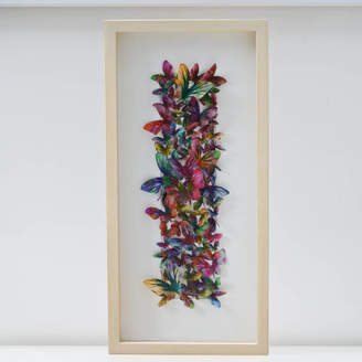 Inkywool Butterfly Art Zest Butterfly Wall Art