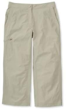 L.L. Bean L.L.Bean Comfort Trail Pants, Cropped