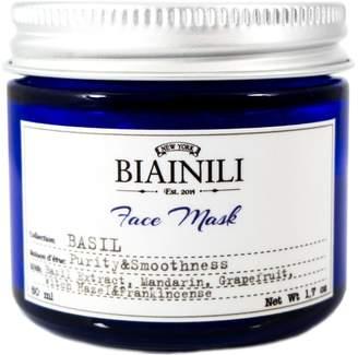 Biainili - Basil Leafs Purifying Face Gel Mask