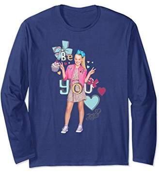 Nickelodeon Be You Jojo Long Sleeve T-shirt