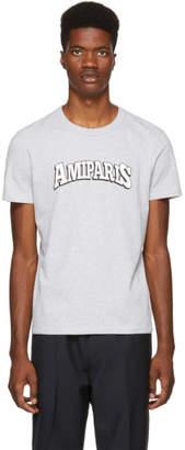 Ami Alexandre Mattiussi Grey Paris T-Shirt
