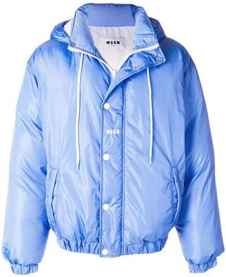 MSGM padded jacket