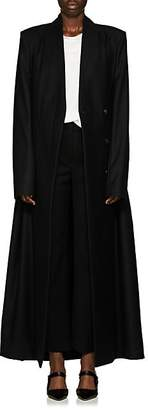 The Row Women's Nalty Wool Tailored Trench Coat - Black