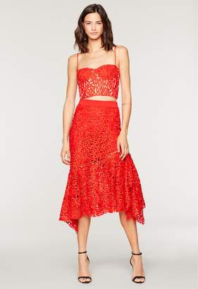 Milly Lace Charlotte Skirt